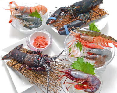銀座 海老料理&和牛レストラン マダムシュリンプグレイス東京 こだわりの画像