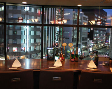 銀座 海老料理&和牛レストラン マダムシュリンプグレイス東京 店内の画像