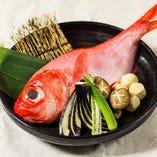 産地直送!!金目鯛を始め鮮度の高い海鮮をお届け。【静岡県ほか】
