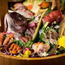 海鮮8品3H飲放付3498円鮮魚しゃぶ