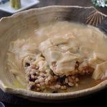 パリパリとトロトロが作り出す絶妙な食感がヤミツキに!