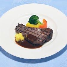 絶品!国産牛サーロインステーキ