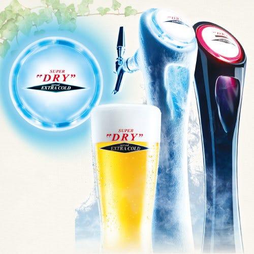 福島工場製造の生ビール