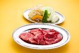 特選ラム肉・豚肉ジンギスカンランチ