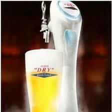 1杯目に最高!氷点下のビール