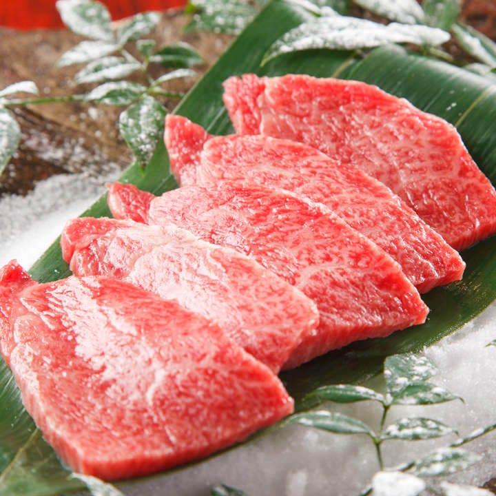 食べた瞬間に訪れる肉本来の旨味