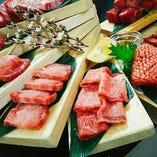 牛たん祭り  桜盛合せ(要予約)