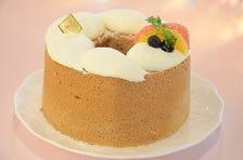 平日夜限定!一緒に誕生日ケーキ☆