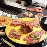 『OMAKASE』では、いろいろなお肉を食べられるから嬉しい