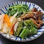 新鮮な京野菜【京都府】