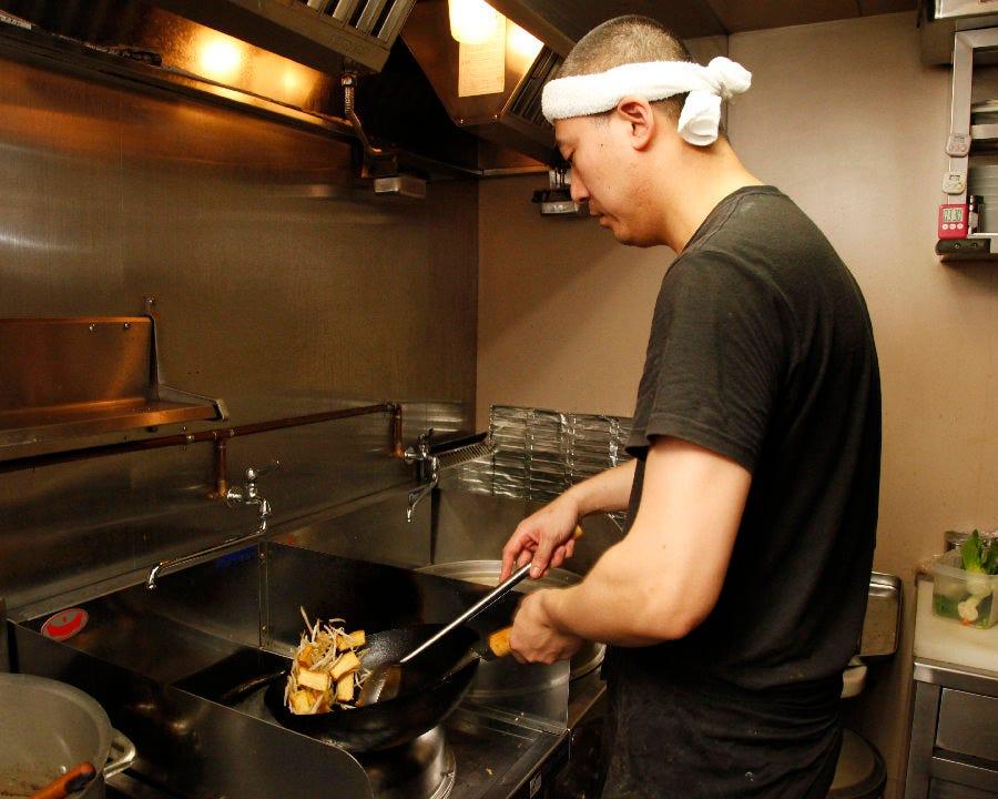 本場シェフが日本人好みの味を研究