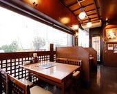 隠れ家個室・鮮魚と地酒 福田家 豊洲本店 店内の画像