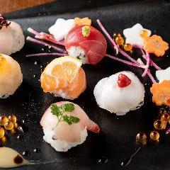 手毬寿司盛り合わせ