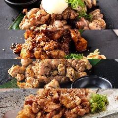 【名物】る主水焼き(4種)