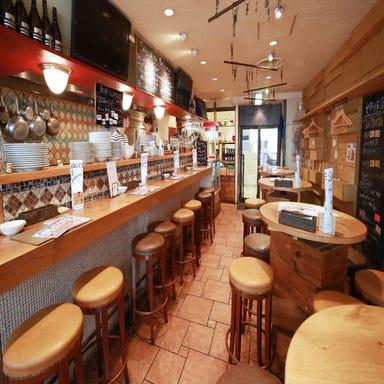 イタリア酒場 ENTRATA 茶屋町店 店内の画像