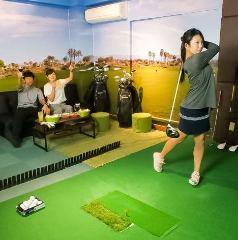 完全個室 ゴルフバー リアルゴルフ