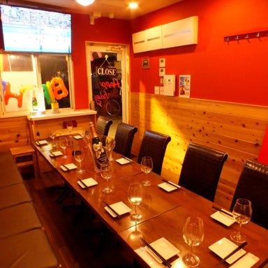 イタリアン×肉酒場 テンパール  店内の画像