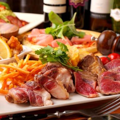 イタリアン×肉酒場 テンパール  コースの画像
