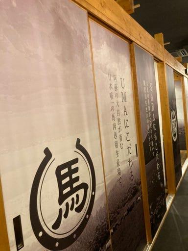 酒場 馬肉ともつ焼き ヒロシマホースマン  店内の画像