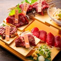 酒場 馬肉ともつ焼き ヒロシマホースマン