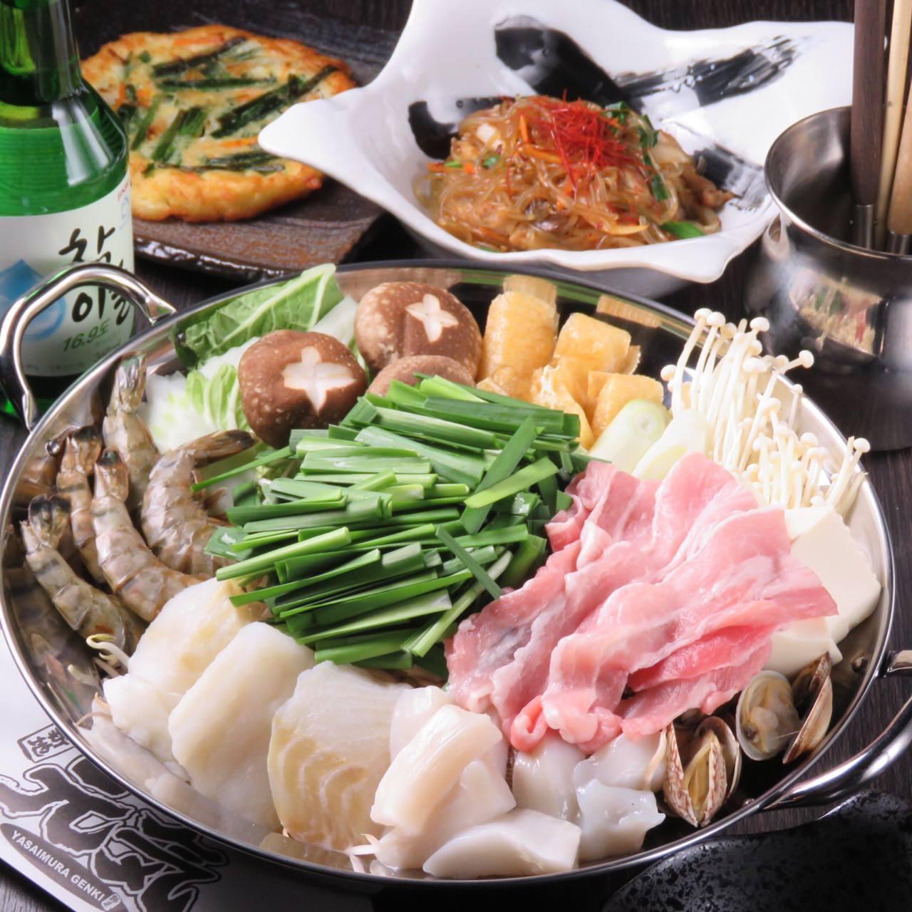 寒い冬も美味しいお鍋で楽しめます!!