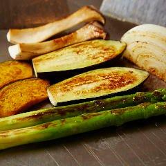 焼き野菜各種