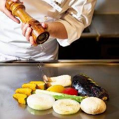 やさいや 鐵板燒野菜 歌舞伎町店