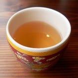本日の中国茶(ジャスミン茶・緑茶・鉄観音・普洱茶・白茶・単叢茶など)