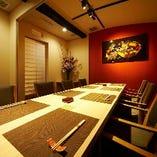 さまざまな御利用シーンに対応できる完全個室を御利用ください。