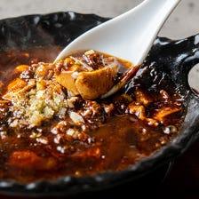 本格四川肉麻婆豆腐