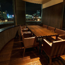 東京駅駅を一望!個室4~14名様 4室