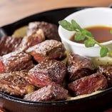 美味しい牛肉は、赤味が旨い。【アメリカ】
