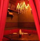 ARIA秘密の個室【5名様まで】 ご予約はお早めにお願いします