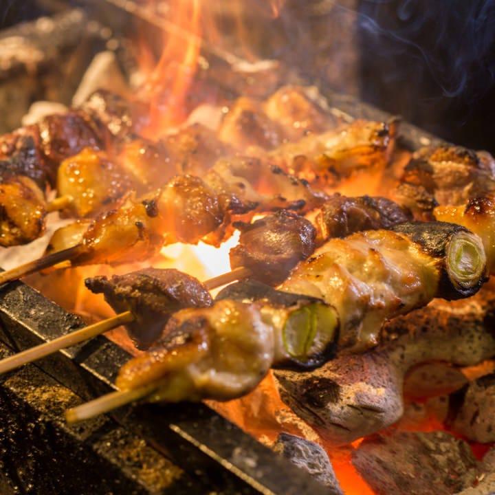 串焼きと鮮魚をリーズナブルに提供