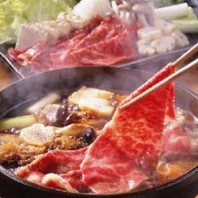 【2時間飲み放題付】炭火串焼きに新鮮刺身、和牛すき焼き鍋『大樹コース』<全8品> 宴会 飲み会 歓送迎会