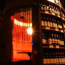 ワイン樽個室が人気!銀座のワインホール