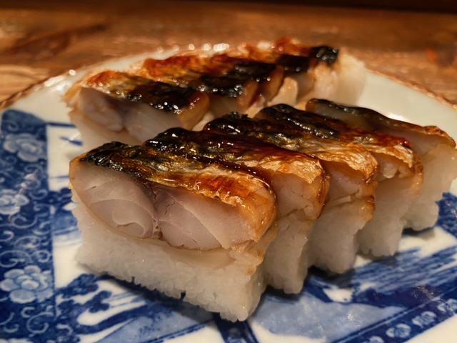 棒寿司4種 前日迄にご予約をお願い致します。