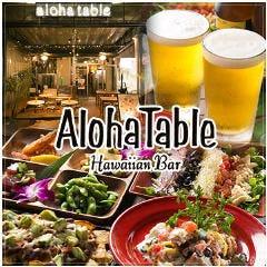ALOHA TABLE Nakameguro