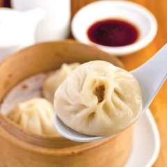 上海小籠包(3個) / 海老蒸し餃子(3個) / 胡麻団子(3個)