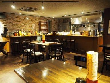 グリル&ワイン酒場 meet  店内の画像