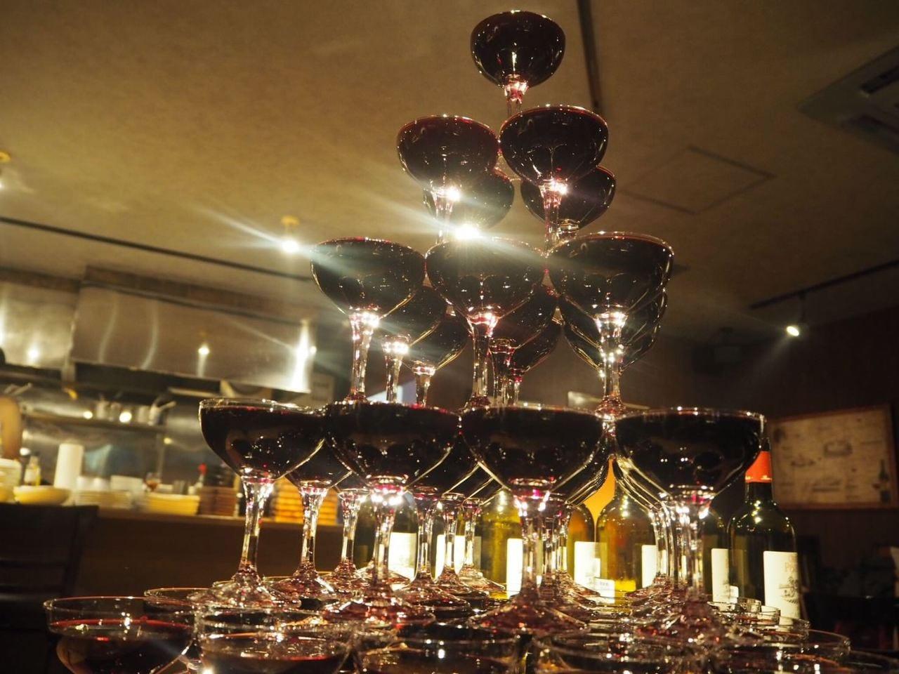 ◆魅力的なワインが勢ぞろい