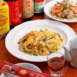 中国を代表するお酒・紹興酒はお料理との相性も抜群です。
