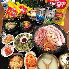 韓国料理マチャラン