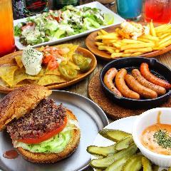 Jami Jami Burger 森野店