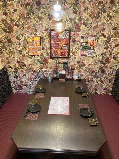 日本酒×串焼き 亜炉麻‐aroma‐  店内の画像