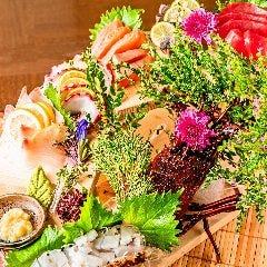 市場直送海鮮の個室居酒屋 楽座 上野駅前店