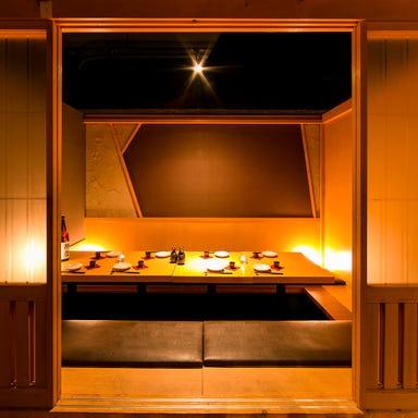 八海山公認 個室居酒屋 越後酒房 神楽坂店 店内の画像