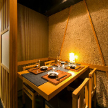 接待・会食などのビジネスシーンにも最適な空間をご提供。