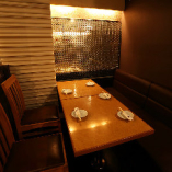 《小規模向け宴会個室》女子会や接待、合コンにも利用可能なプライベート空間
