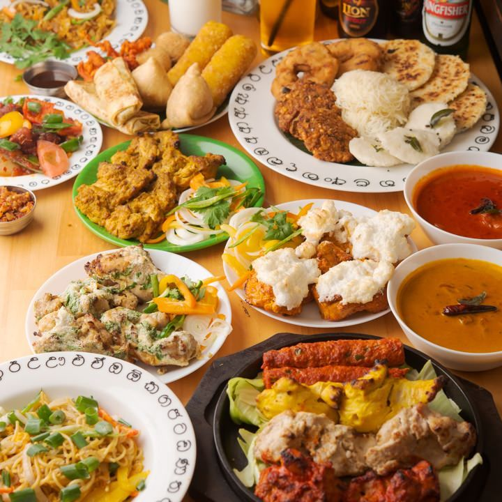 スリランカ料理を堪能するなら